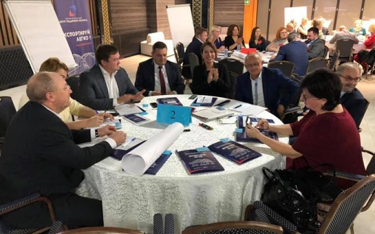Стратегическая сессия по развитию экспорта Республики Крым до 2025 года