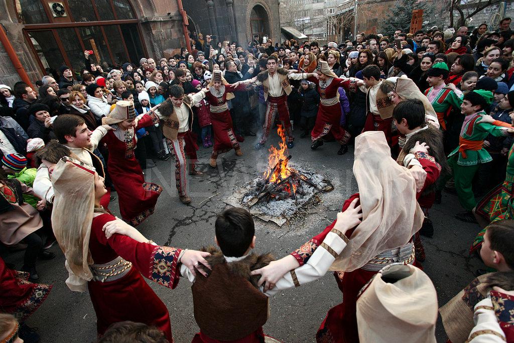 Армянский национальный праздник