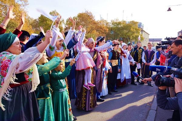 Фестиваль декоративно-прикладного творчества Арт-проект «Время Крыма»