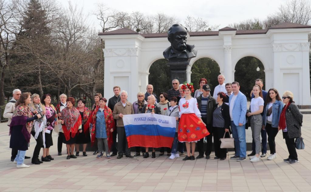 Ко Дню памяти Т. Г. Шевченко