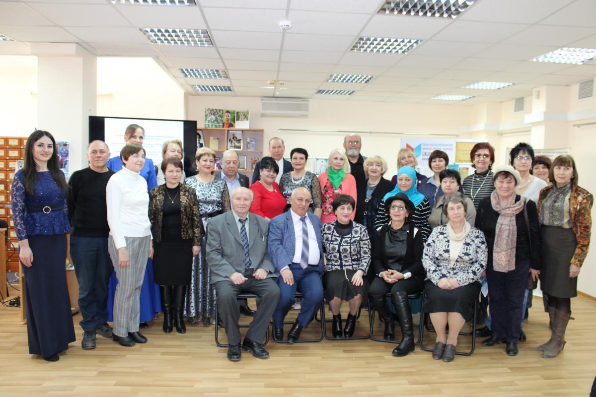 День поэзии, посвященный творчеству Виктории Багинской, в рамках Дней культуры крымчаков