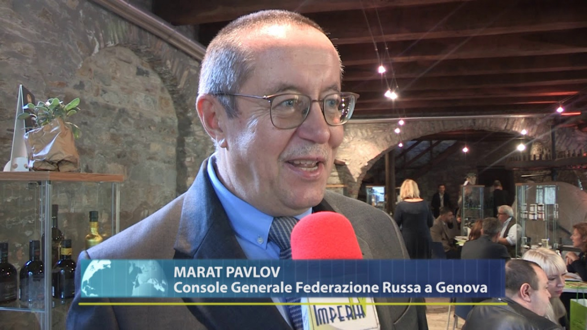 Российский консул в Лигурии: Сегодня Россия смотрит на Запад с духом мира